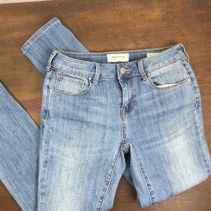 PacSun Low Rise Skinniest Medium Wash Jeans 26x28